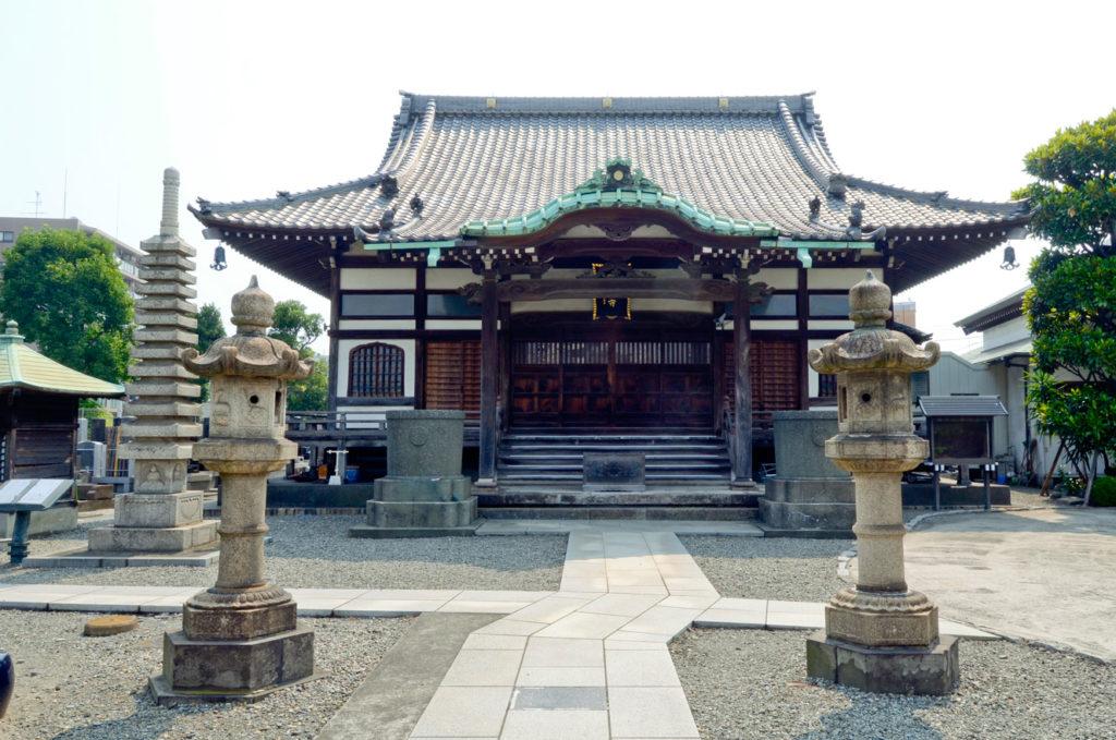 醫王寺(医王寺) 神奈川県川崎市