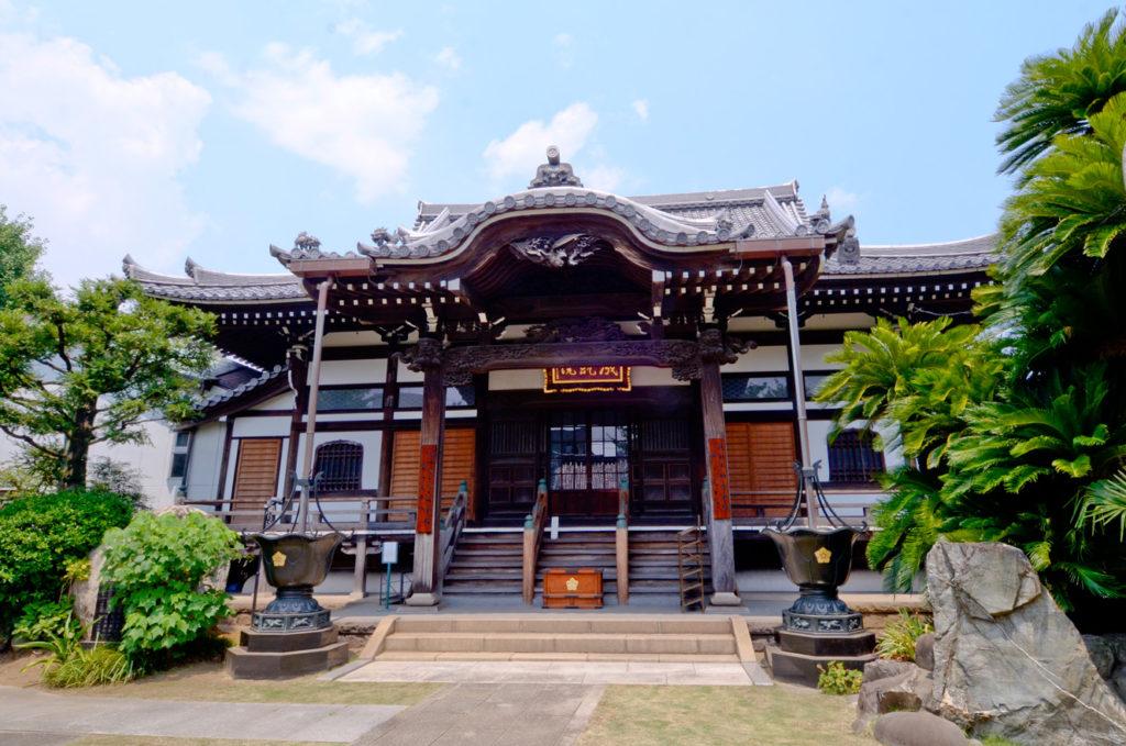 成就院 神奈川県川崎市